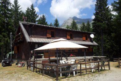 rifugio San Bernardo